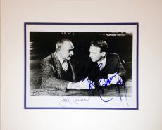 Framed 8x10 Photograph - Autographed by Sean Connery & Kevin Costner
