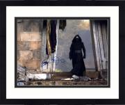 "Framed Adam Driver Star Wars The Force Awakens Autographed 11"" x 14"" as Kylo Ren Photograph - BAS"