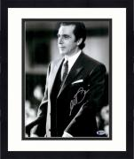 "Framed Al Pacino Autographed 11"" x 14"" Scent Of A Woman - Wearing Suit Photograph - Beckett COA"