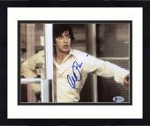 "Framed Al Pacino Autographed 8""x 10"" Dog Day Afternoon White Shirt Photograph - Beckett COA"