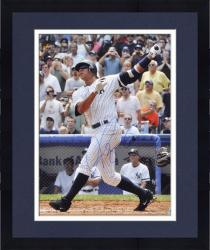 "Framed Alex Rodriguez New York Yankees Autographed 16"" x 20"" Photograph -"