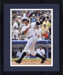 "Framed Alex Rodriguez New York Yankees Autographed 16"" x 20"" Photograph"