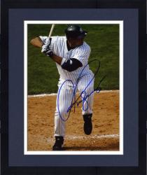 """Framed Alex Rodriguez New York Yankees Autographed 8"""" x 10"""" Photograph"""
