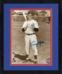 "Framed Andy Pafko Chicago Cubs Autographed 8"" x 10"" Pose Photograph"
