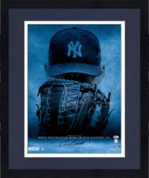Framed Andy Pettitte New York Yankees Autographed Post Wins Limited Edition 16'' x 20'' Photo