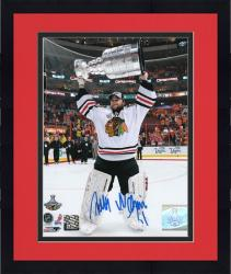 Framed Antti Niemi Signed 8x10 Photo