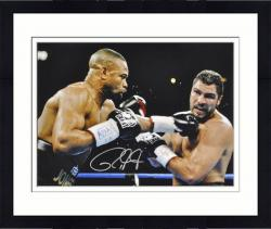 Framed Autographed Jones Jr. Photograph - 16x20