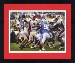 "Framed Ben Roethlisberger Autographed Miami of Ohio 16"" x 20"" Photo"