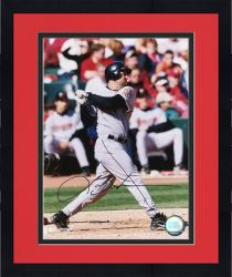 Framed Lance Berkman Autographed Astros 8x10 Photo