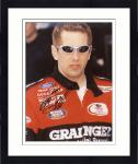 Framed BIFFLE, GREG AUTO (GRAINGER/FRONT VIEW) 8X10 PHOTO - Mounted Memories