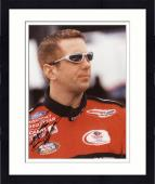 Framed BIFFLE, GREG AUTO (GRAINGER/SIDE VIEW) 8X10 PHOTO - Mounted Memories