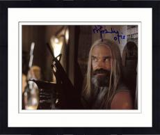 Framed Bill Moseley Autographed 8x10 Photo - The Devil's Rejects