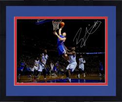 "Framed Blake Griffin Los Angeles Clippers Autographed 16"" x 20"" Poetry In Motion Photograph"
