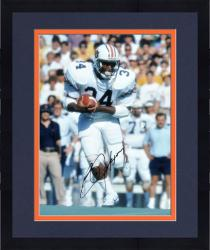 "Framed Bo Jackson Auburn Tigers Autographed 16"" x 20"" Photograph"