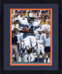 "Framed Bo Jackson Auburn Tigers Autographed 8"" x 10"" Photograph"