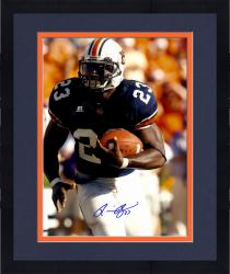 Framed Mou Aub Ronnie Brown 11x14 Aut Photo Ncaa Autpho