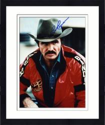 "Framed Burt Reynolds Autographed 8"" x 10"" Head Shot Photograph"