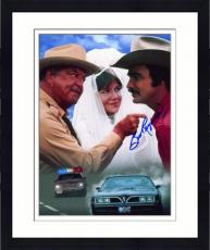 "Framed Burt Reynolds Autographed 8"" x 10"" Smokey Photograph"