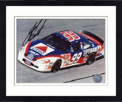 Framed Jeff Burton Fanatics Authentic Autographed 8'' x 10'' Citgo In Car Photograph