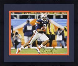 "Framed Cam Newton Auburn Tigers 16"" x 20"" Running Photograph"