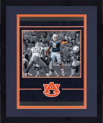 "Framed Cam Newton Auburn Tigers Autographed 16"" x 20"" Spotlight Photograph"
