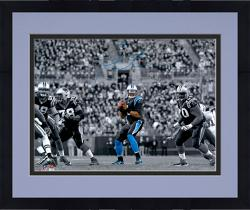 "Framed Cam Newton Carolina Panthers Autographed 16"" x 20"" Spotlight Photograph"