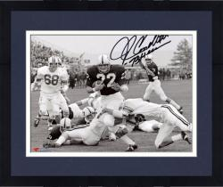 "Framed CAPPELLETTI, JOHN AUTO ""HEISMAN"" (PENN STATE) 8X10 PHOTO - Mounted Memories"