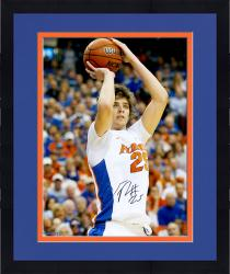 "Framed Chandler Parsons Florida Gators Autographed 16"" x 20"" Shooting Photograph"