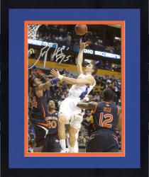 "Framed Chandler Parsons Florida Gators Autographed 8"" x 10"" Floater Photograph"