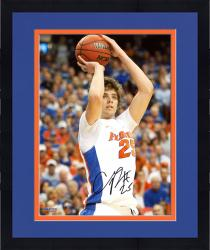 "Framed Chandler Parsons Florida Gators Autographed 8"" x 10"" Shooting Photograph"