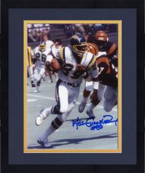 Framed Wes Chandler San Diego Chargers Fanatics Authentic Autographed 8'' x 10'' vs. Cincinnati Bengals Photograph
