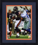 """Framed Chicago Bears DJ Moore Autographed 8"""" x 10"""" Photograph"""