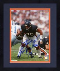"Framed Chicago Bears Steve McMichael Autographed 8"" x 10"" Photograph with ""SB XX"" Inscription"