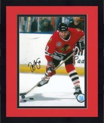"Framed Chicago Blackhawks Troy Murray Autographed 8"" x 10"" Photo"