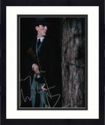 Framed Christian Bale Autographed 11x14 PSA/DNA