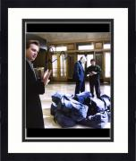 "Framed Christopher Nolan The Dark Knight Autographed 11"" x 14"" Photograph"