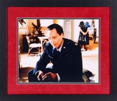 Framed Christopher Walken Signed 11x14 Photo Autographed Psa/dna