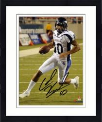 "Framed Colin Kaepernick Nevada Wolf Pack Autographed 8"" x 10"" Photograph"
