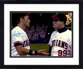"Framed Corbin Bernsen Autographed 16"" x 20"" Photograph with Strike This Motherfucker Out, Dorn Inscription - Beckett COA"