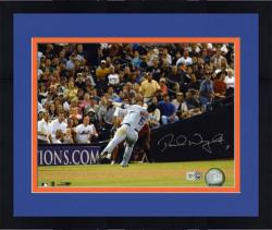 "Framed David Wright New York Mets Autographed 8"" x 10"" Barehand Catch Photograph"