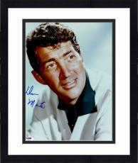 "Framed Dean Martin Autographed 11"" x 14"" The Rat Pack Photograph - PSA/DNA LOA"