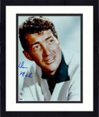 "Framed Dean Martin Autographed 11"" x 14"" The Rat Pack Photograph - PSA/DNA LOA"