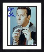 "Framed Don Adams Autographed 8""x 10"" Get Smart Little Camera Photograph - PSA/DNA COA"