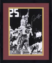 "Framed Doug Flutie Boston College Eagles Autographed 16"" x 20"" Hail Mary Photograph"