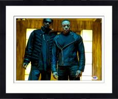 "Framed Dr. Dre & Snoop Dogg Autographed 11"" x 14"" Standing Photograph - PSA/DNA LOA"