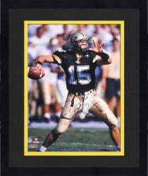 "Framed Drew Brees Purdue Boilermakers Autographed 16"" x 20"" Photograph -"