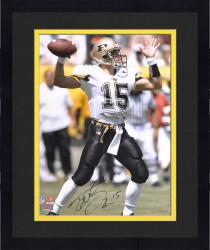 "Framed Drew Brees Purdue Boilermakers Autographed 16"" x 20"" Photograph"