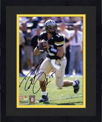 "Framed Drew Brees Purdue Boilermakers Autographed 8"" x 10"" Photograph"