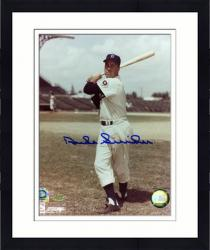 Framed Duke Snider Brooklyn Dodgers Autographed 8'' x 10'' Photograph