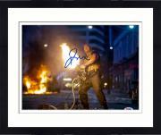"Framed Dwayne (The Rock) Johnson Autographed 11"" x 14"" Fast & Furious Photograph - PSA/DNA"